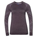Bielizna Odlo Natural Shirt Long Sleeve W 110711