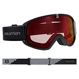 Gogle Salomon Force PH black M 407017