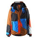 Kurtka narciarska dla dzieci Reima Wheeler 531413B