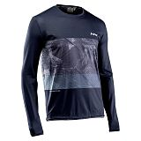 Koszulka rowerowa Northwave Xtrail Long 89201303