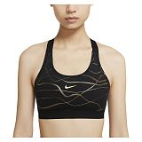 Biustonosz sportowy damski Nike Swoosh Icon Clash CT3493