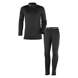 Bielizna Under Armour Cold Gear komplet Jr 1288345 1288343