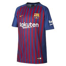 Koszulka Nike Barcelona Breathe Top Jr 894104