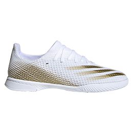 Buty halowe dla dzieci adidas X Ghosted 4 IN EG8225
