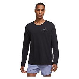 Koszulka męska do biegania Nike Miler Run Division LS CU7878