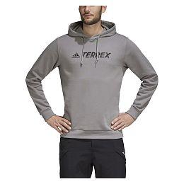 Bluza męska adidas Terrex Graphic Logo Hoodie GL6108
