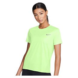 Koszulka damska do biegania Nike Miler Top AJ8121