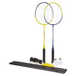 Zestaw do badmintona Pro Touch Speed 100 + siatka