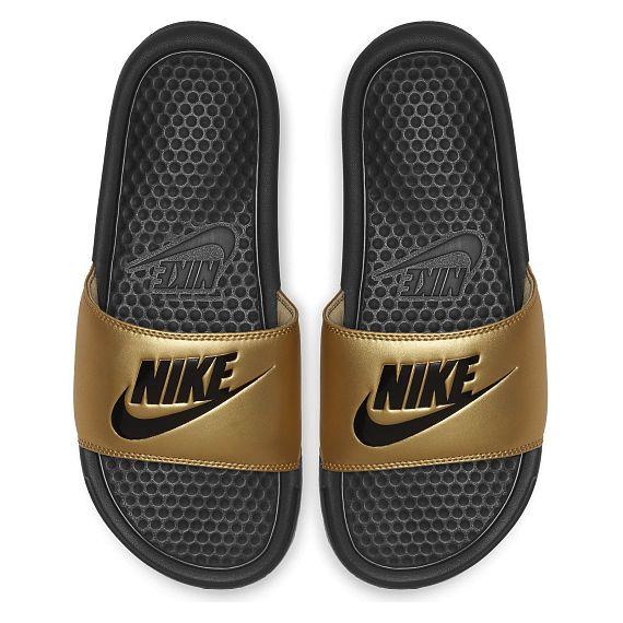 Klapki damskie Nike Benassi 343881