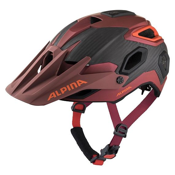 Kask rowerowy Alpina Rootage A9718