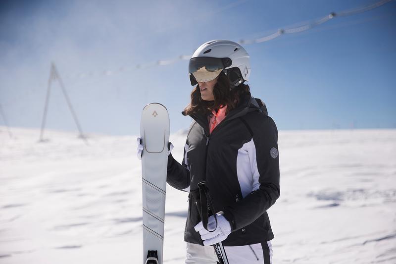 Gogle narciarskie Akcesoria narciarskie Narciarstwo