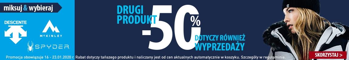 Drugi produkt -50%